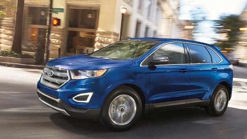 Vehicles Available  Ford Edge