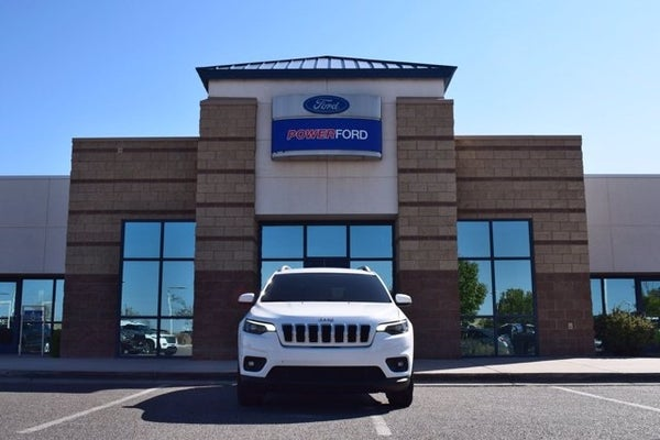 2019 jeep cherokee latitude in albuquerque nm santa fe jeep cherokee power ford power ford