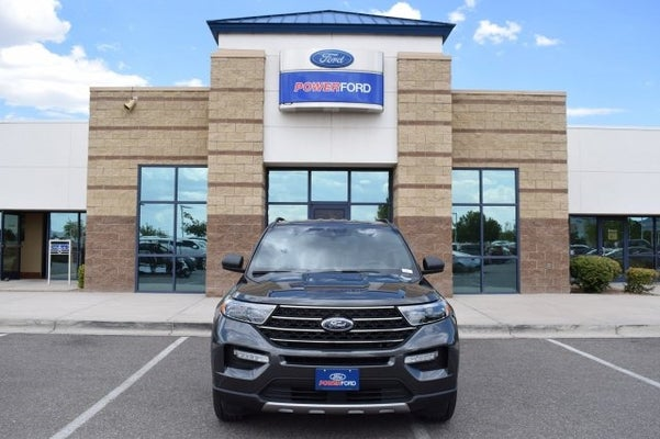 Ford Dealership Albuquerque >> 2020 Ford Explorer Xlt