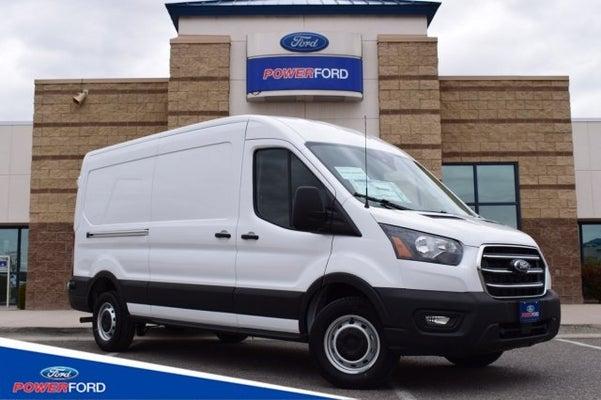 22+ 2020 Ford Van Transit